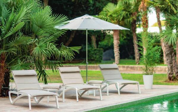 Bàn ghế bãi biển / Hồ bơi - BGBB-0001