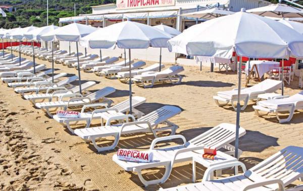 Bàn ghế bãi biển / Hồ bơi - BGBB-0003