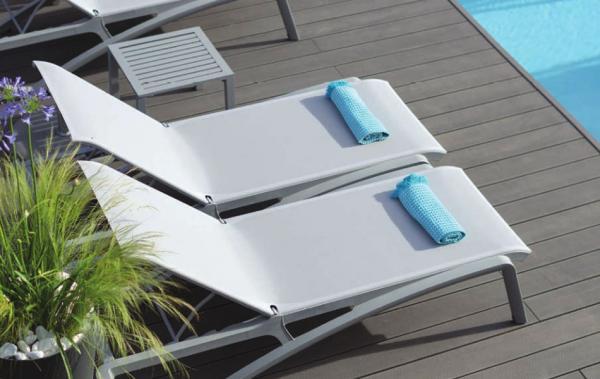 Bàn ghế bãi biển / Hồ bơi - BGBB-0007