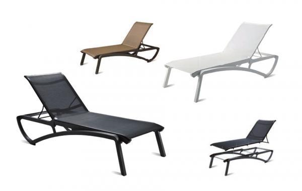 Bàn ghế bãi biển / Hồ bơi - BGBB-0009