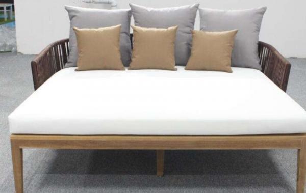 Bàn ghế gỗ teak - BGGT-0009
