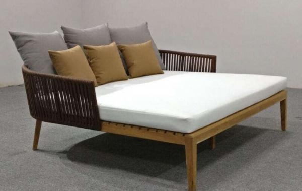 Bàn ghế gỗ teak - BGGT-0011