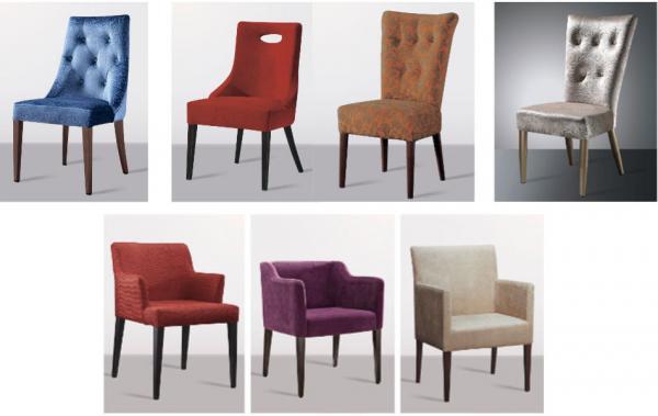Bàn ghế khách sạn / nhà hàng - BGKS-0006