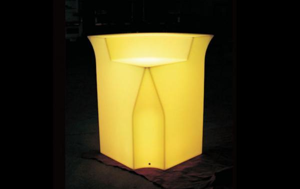 Bàn ghế Led - BGL-0003