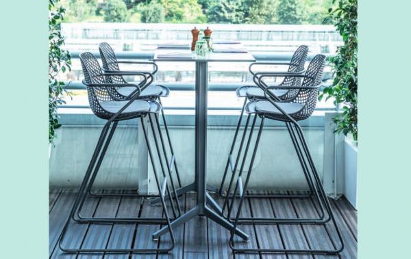 Bàn ghế sân vườn - BGSV-0002