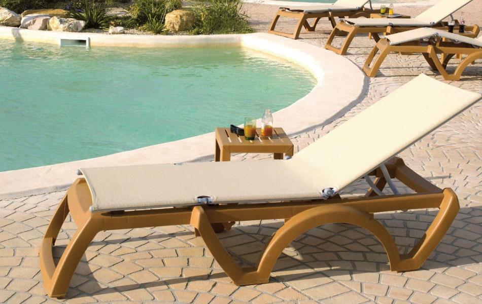 Bàn ghế bãi biển / Hồ bơi - BGBB-0005