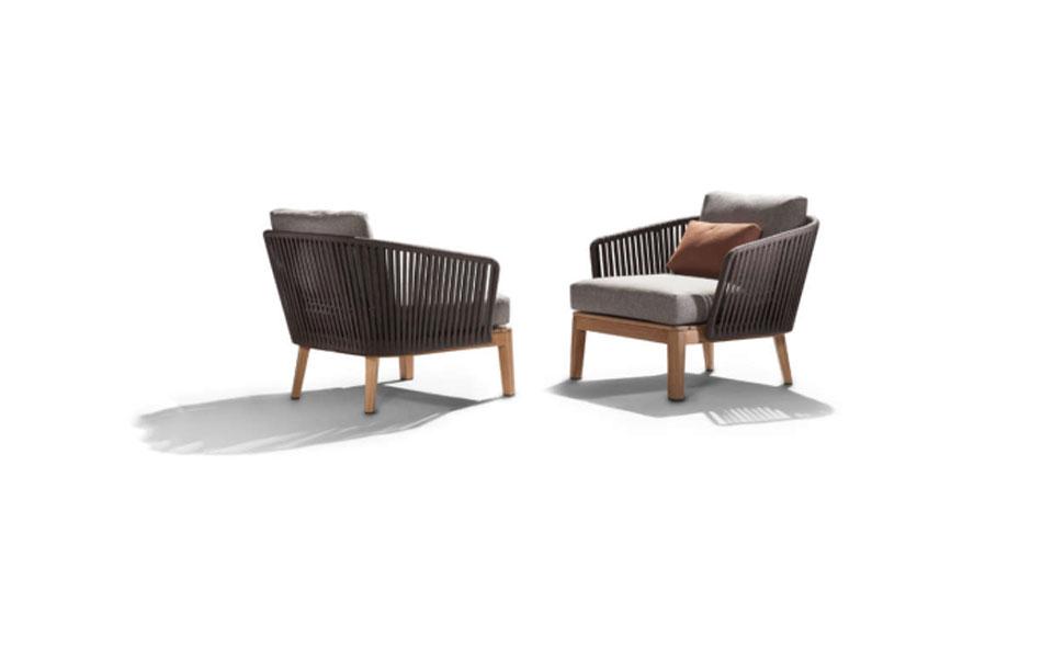 Bàn ghế gỗ teak - BGGT-0014