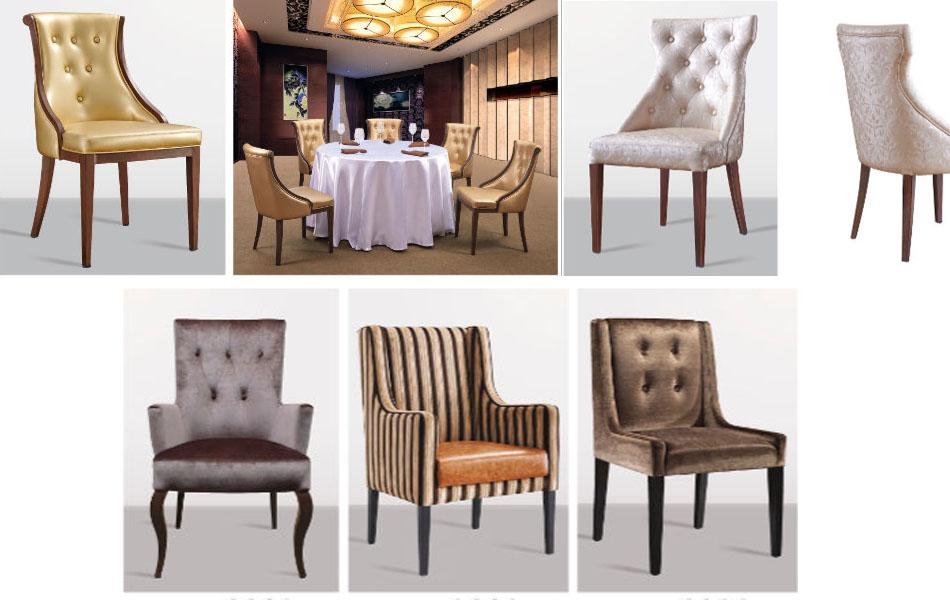 Bàn ghế khách sạn / nhà hàng - BGKS-0007